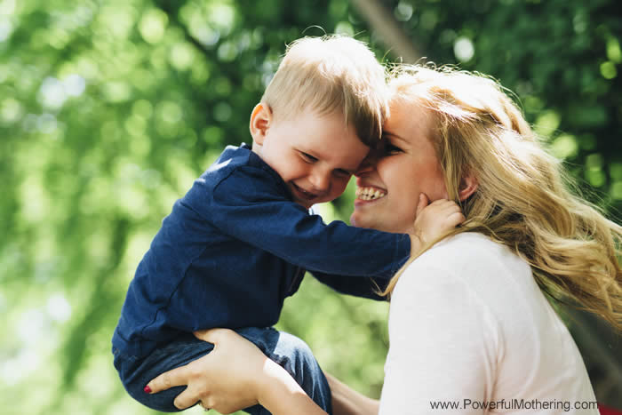 small ways to be a better parent