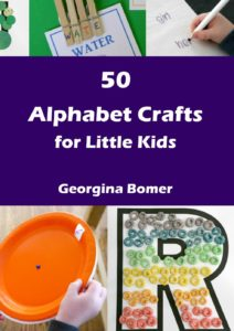 "Early Years Ebook Bundle - ""50 Alphabet Crafts"""