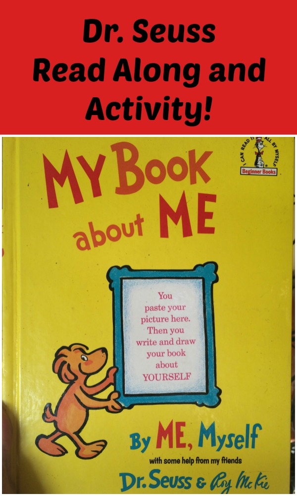 Dr. Seuss Read Along and Activity