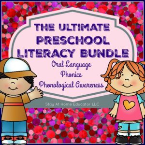 Literacy Bundle Cover Blog