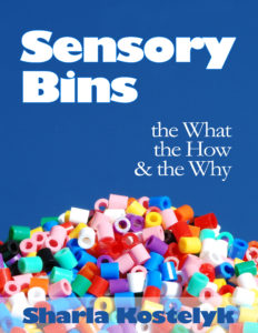 "Early Years Ebook Bundle - ""Sensory Bins Cover"""