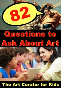 "Early Years Ebook Bundle - ""The Art Curator for Kids - 82 Questions to Ask About Art"""