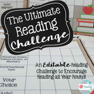 "Early Years Ebook Bundle - ""The Ultimate Reading Challenge"""