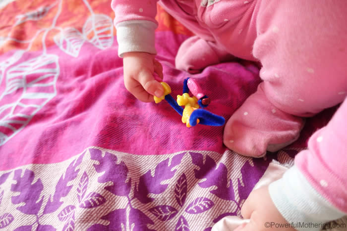 diy toy for toddler at 18 months old