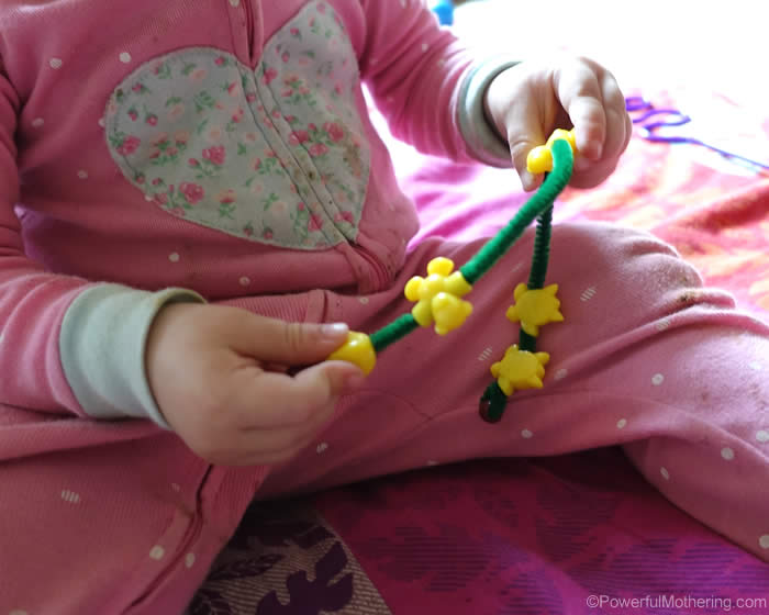 fine motor idea for toddlers