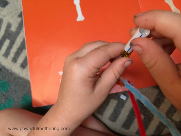 fine motor in action