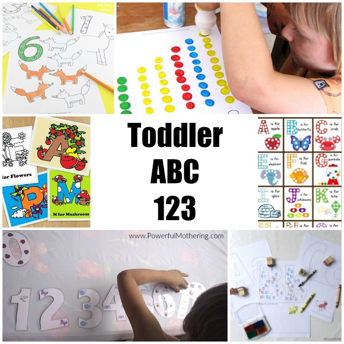 More Hands On Kids Activities To Try