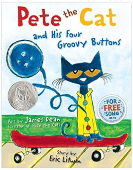 Awesome Pete the Cat Activities for Kids based on the Books