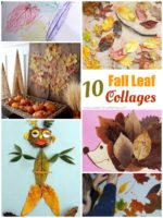 Top 10 Leaf Collages for Kids