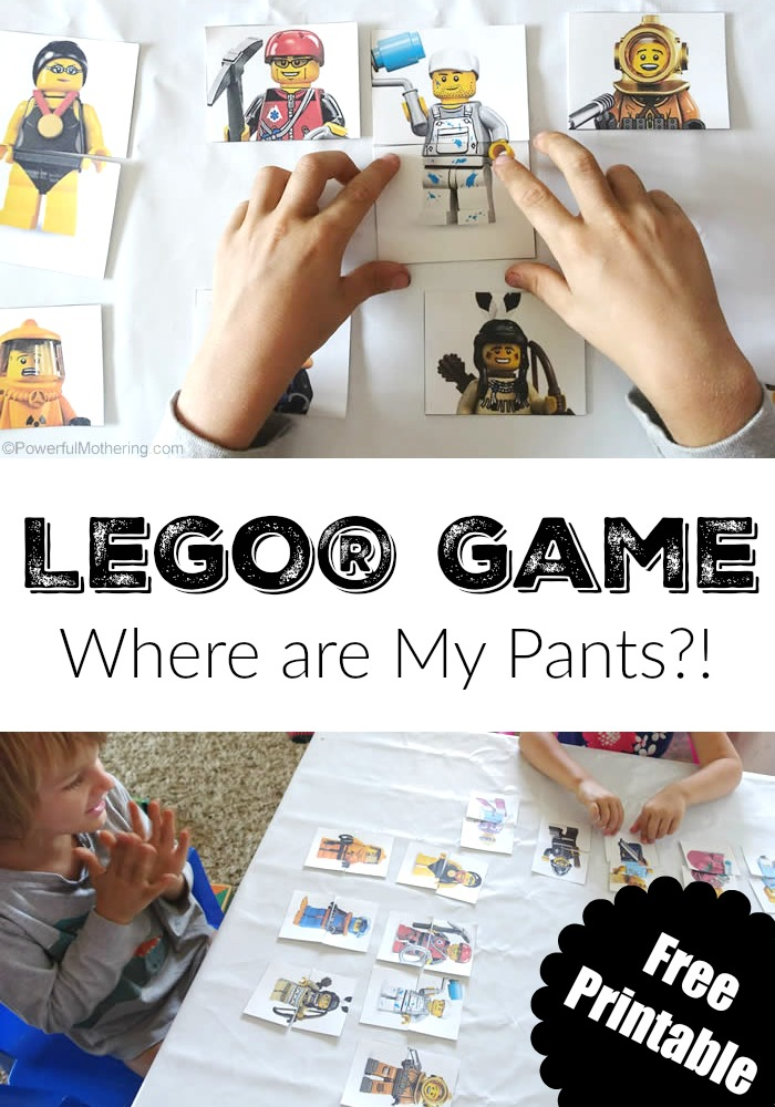 lego game where are my pants