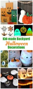 Top 10 Halloween Yard Decoration Crafts for Kids