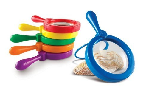 Single Learning Resources Jumbo Magnifying Glass For Kids