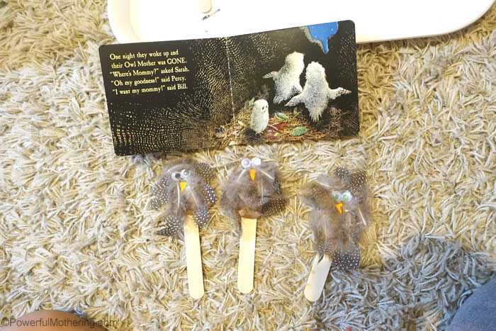 Story Puppets For Kids