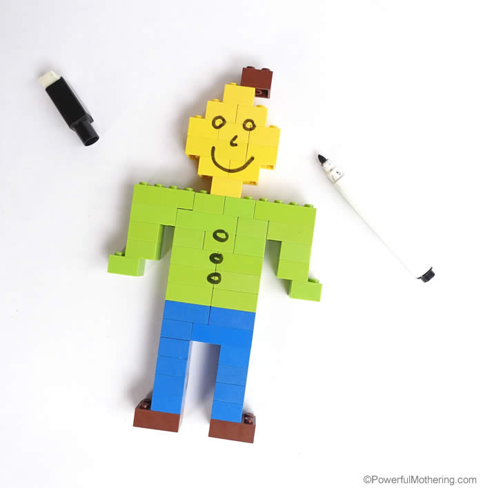 Exploring Emotions With Lego