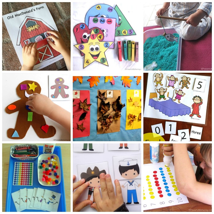 photo relating to Printable Activities for 2 Year Olds identify 20+ Finding out Functions and Printables for 2 Yr Olds