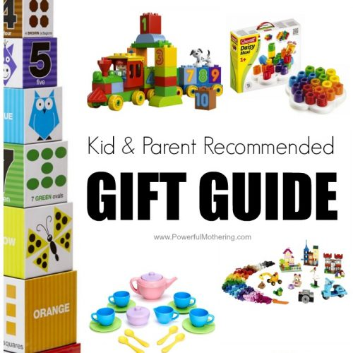 Kid Parent Recommended Gift Guide
