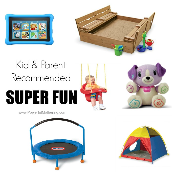 super fun items for kids