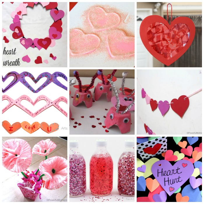 30+ Doable Valentine's Activities For Toddlers And Preschoolers