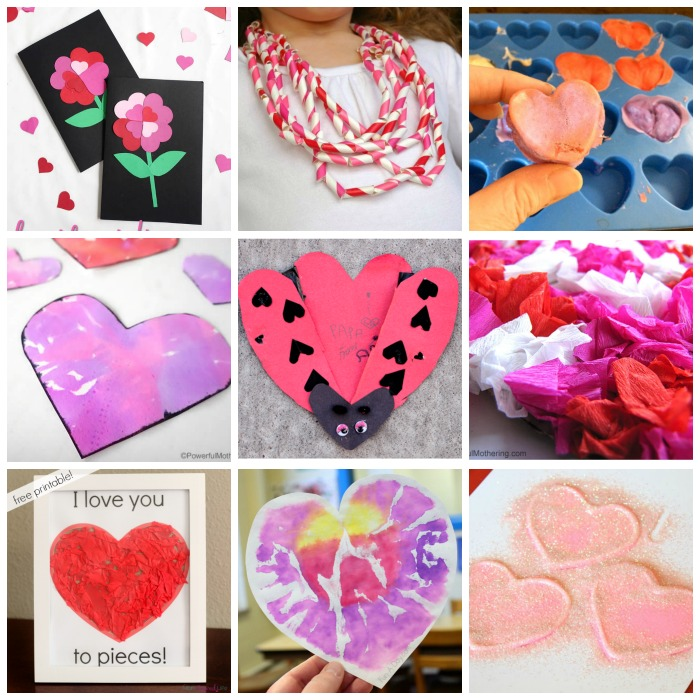 Doable Valentine's Activities For Toddlers And Preschoolers