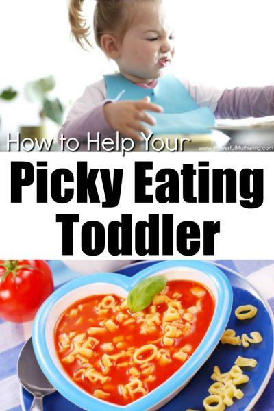 How To Help Your Picky Eating Toddler