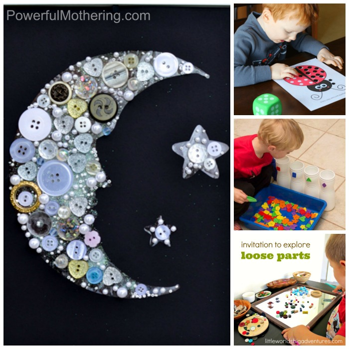 50+ Button Games And Activities To Try With Your Preschooler