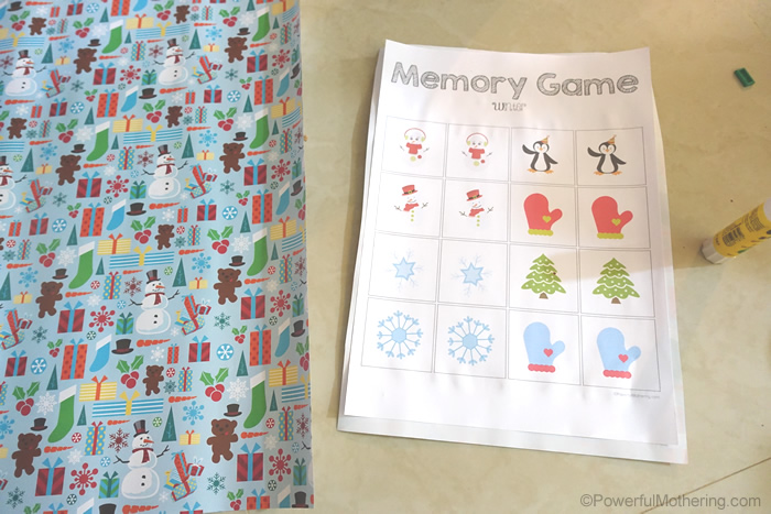 How To Make A Memory Game