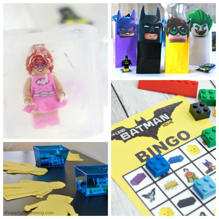 20+ Ideas For A Fun LEGO Batman Birthday Party For Kids