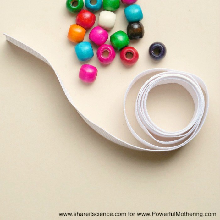 Materials For Making Your Own DIY Nursing Necklace