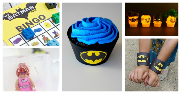 20 Awesome LEGO Batman Birthday Party Ideas