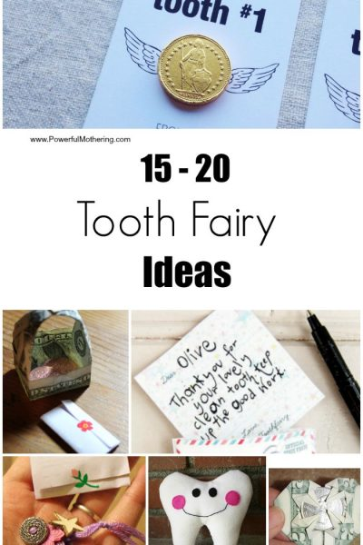 15+ Memorable Tooth Fairy Ideas