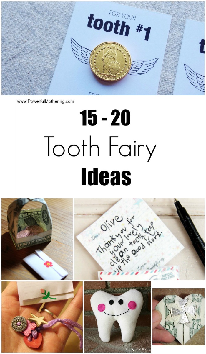15 Memorable Tooth Fairy Ideas The Kids Will Love