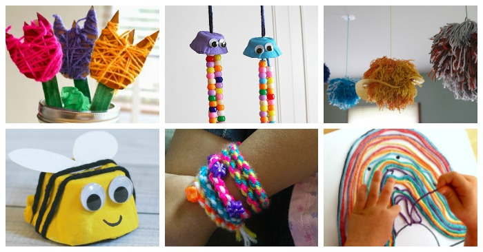 yarn activities for preschoolers 20 absolutely fantastic easy yarn crafts for to make 733