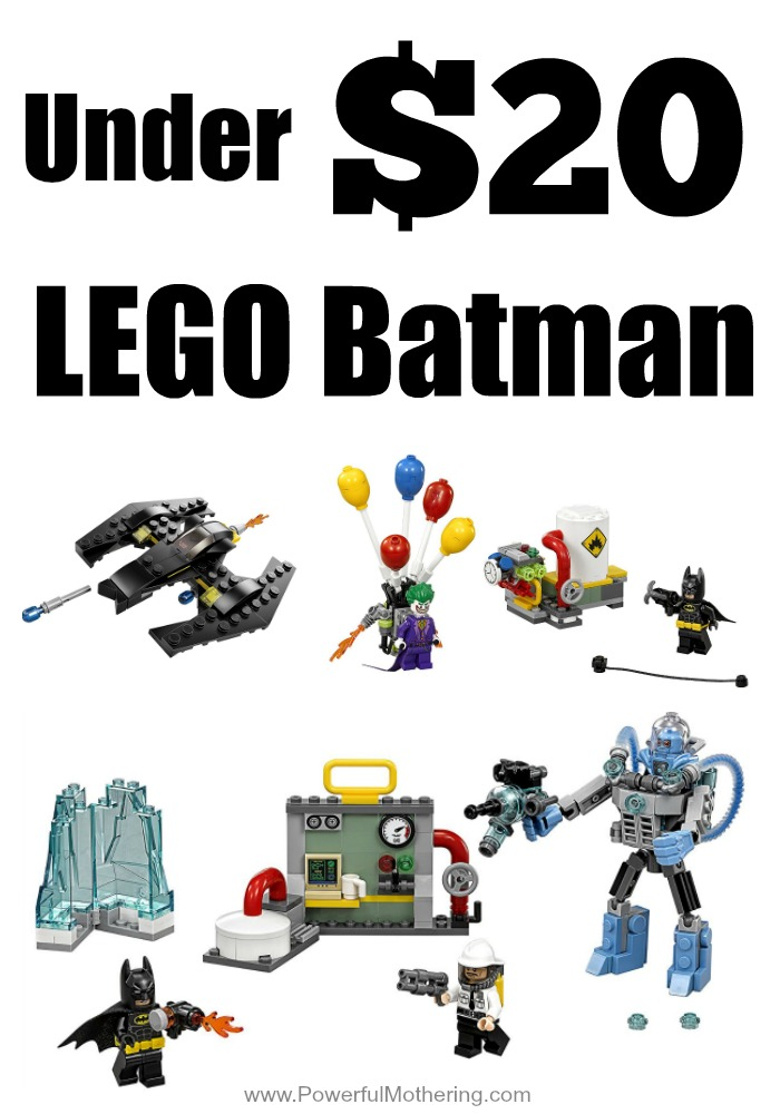 Lego Batman Cheap Sets