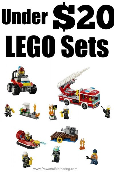 Under $20 Lego Sets For Kids