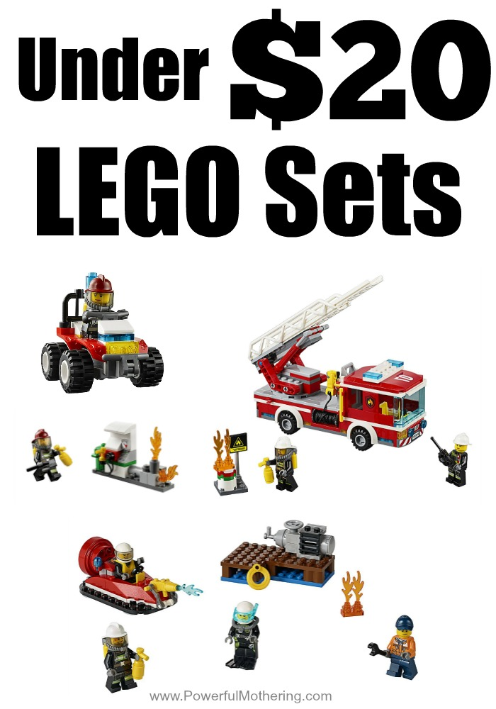 100 Lego Sets Under 20 The Kids Are Sure To Love