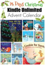 25 Days of Kindle Unlimited Christmas Books – Advent Calendar
