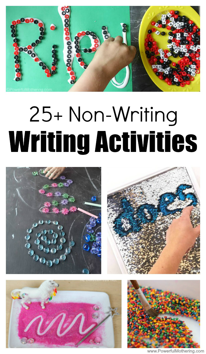 25+ Unique Writing Activities Even Reluctant Writers Will Love