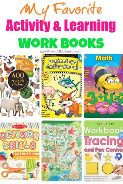 Activity Work Books