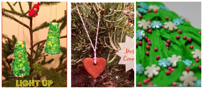 Christmas Tree Preschool Crafts