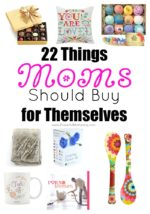 22 Things Moms Should Buy for Themselves