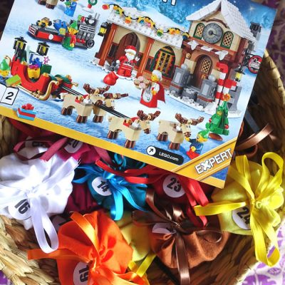 Instruction Manual For Lego Christmas Build