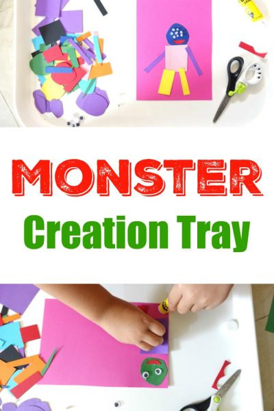 Monster Creation Tray