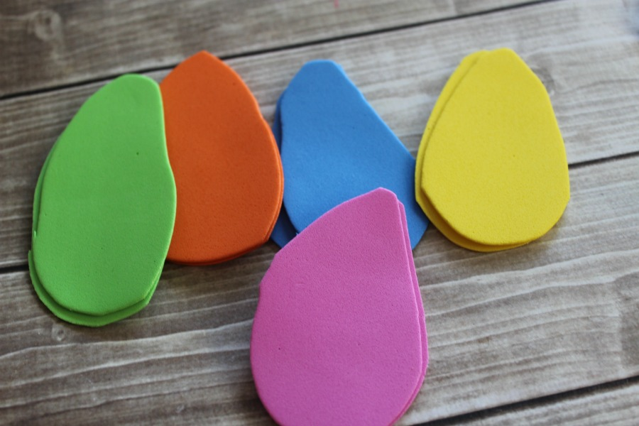 Mouse Paint Inspired Color Matching Activity
