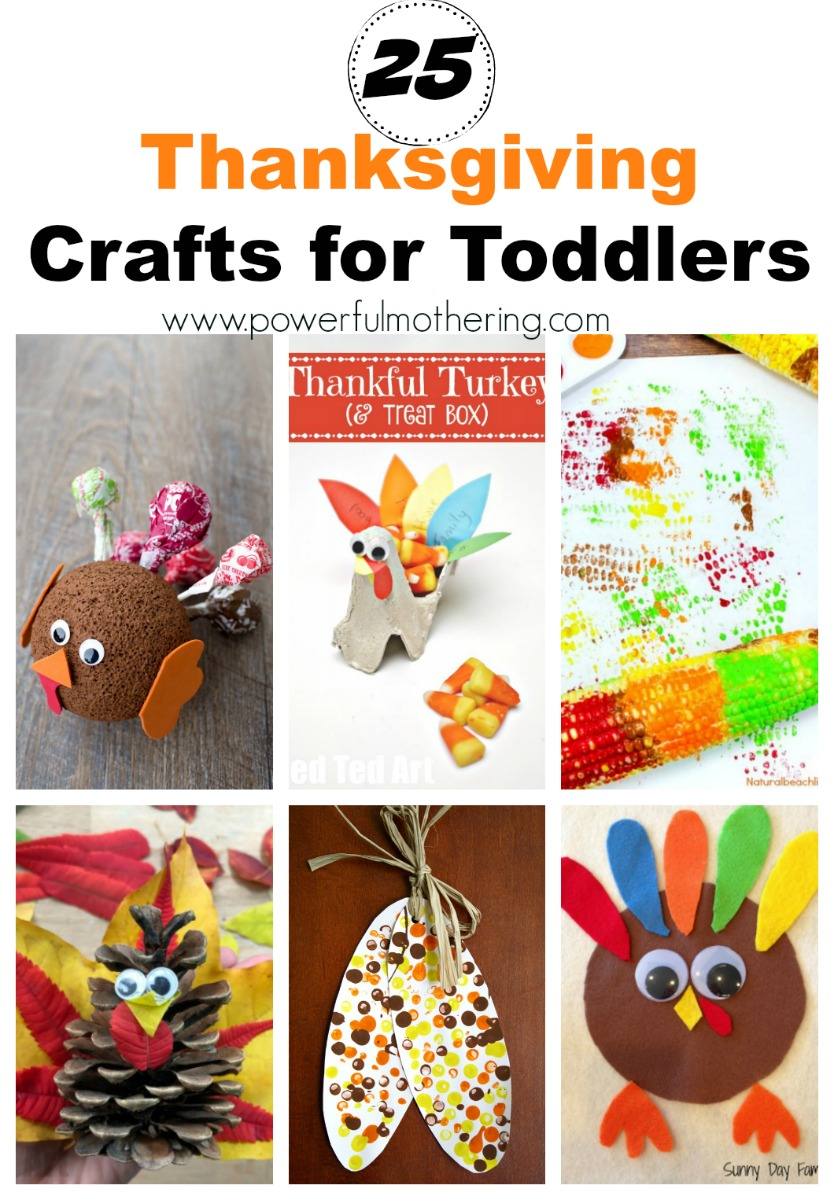 Thanksgiving Crafts For Toddlers Part - 42: 25 Thanksgiving Craft Ideas For Toddlers