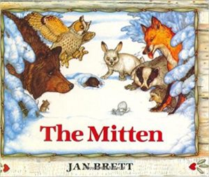 the mitten inspired activity