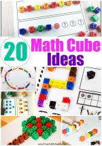 20 Ways to Use Math Cubes