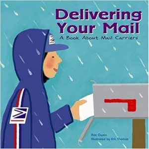 delivering your mail book based unit study