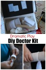 DIY Doctor Bag for Dramatic Play