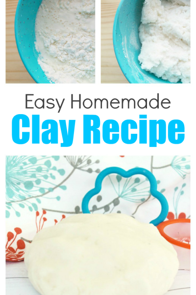 How to Make an Easy Homemade Clay Recipe with Just 3 Ingredients