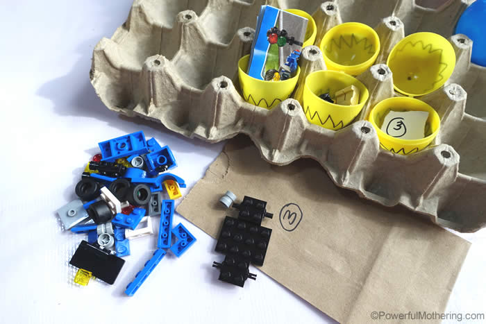 Cheap Lego Bags For Easter Hunts